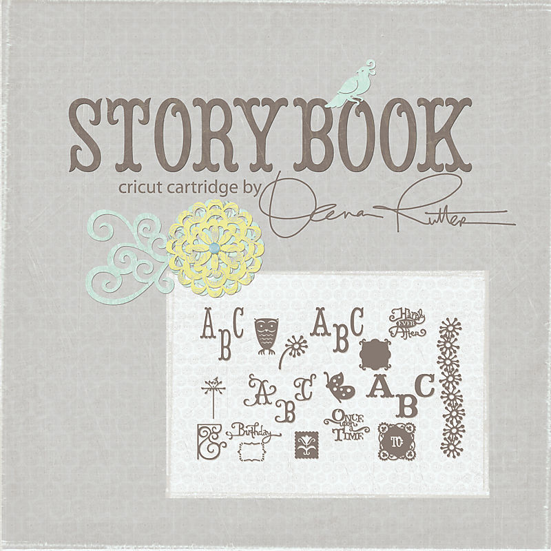 Storybook title