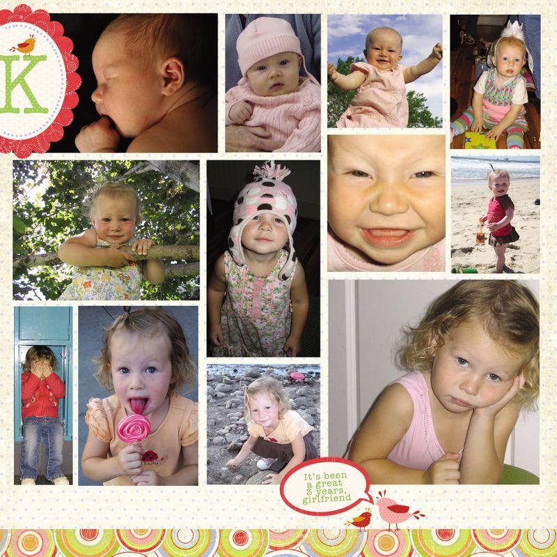 Kate 2005-2008