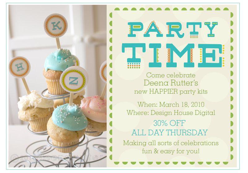 Deenarutter-partytime