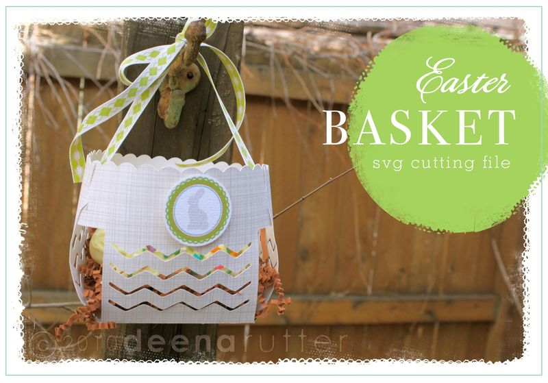 Drutter-easter basket