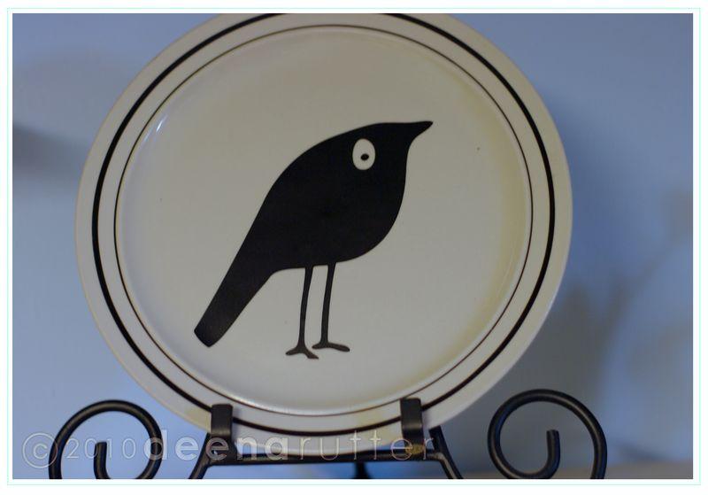 Crow plate copy