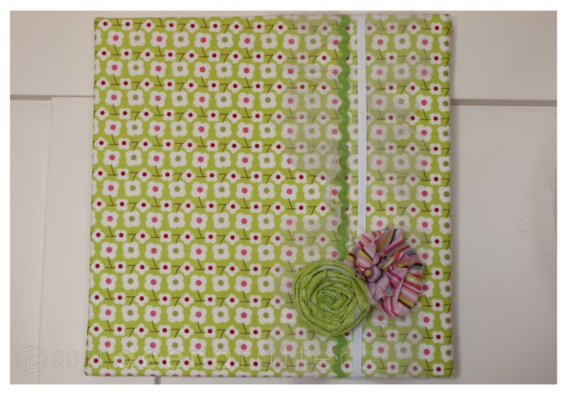 Penny lane canvas w flowers