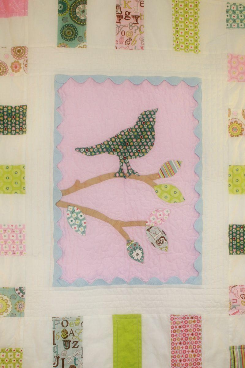 Drutter-pennylane bird quilt