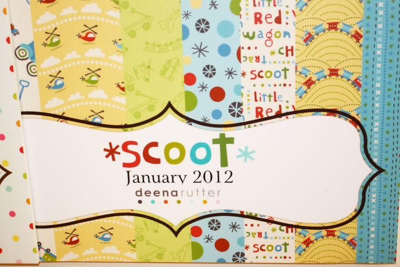 Drutter-scoot